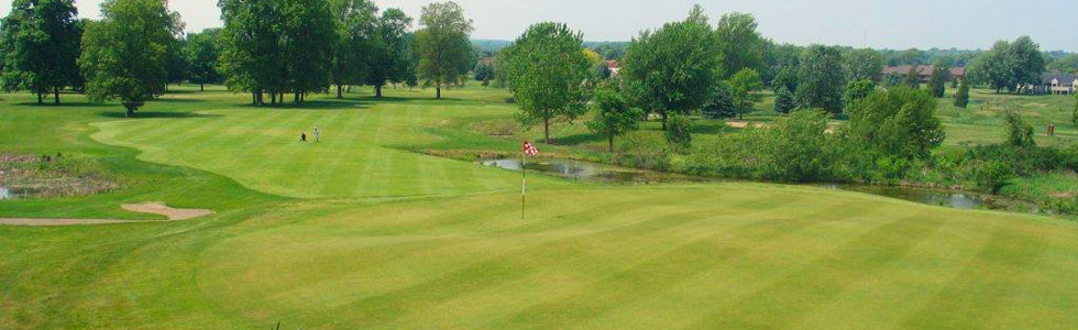 Gleneagle Golf Club - Hole 10